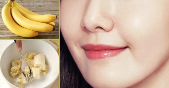 Банан разглаживает морщины — 4 работающих рецепта