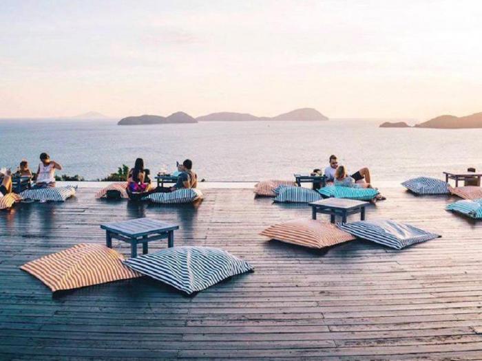 Скоро лето: топ 10 лучших пляжных баров мира