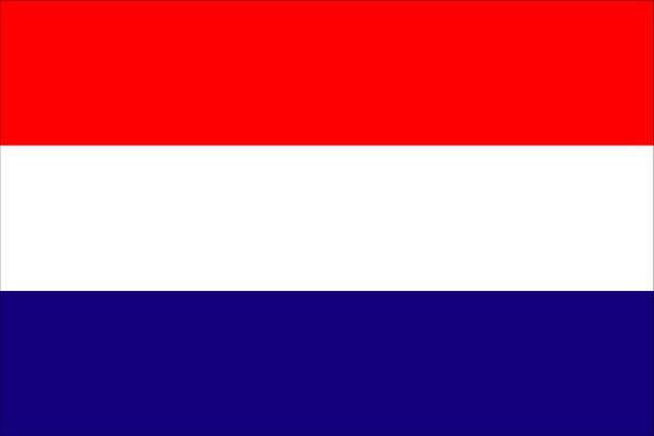 Голландия: флаг и герб страны