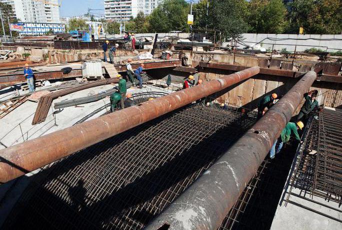 Станция  Шипиловская  (метро): описание, схема и интересные факты