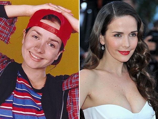 Роли и актеры:  Дикий ангел . Актеры  Дикого ангела  тогда и сейчас (фото)