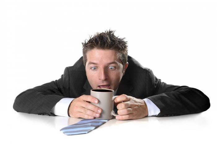 Как понять, что у вас произошла  передозировка  кофеином?