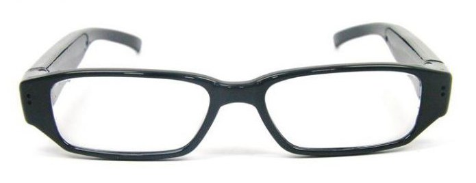 Очки с камерой – что это такое?