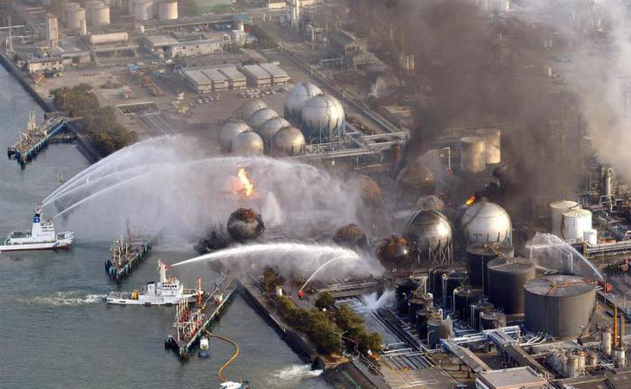 Что сейчас происходит на  Фукусиме ?