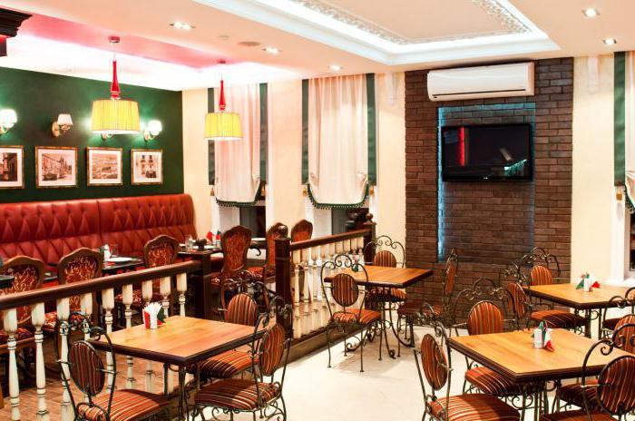 Рестораны Белгорода   что выбрать?