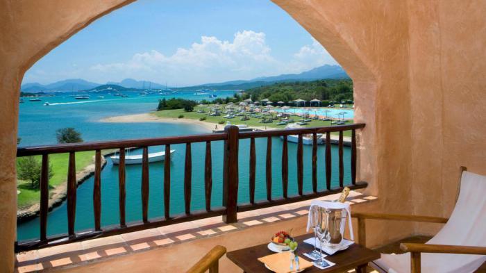 15 самых дорогих отелей мира.