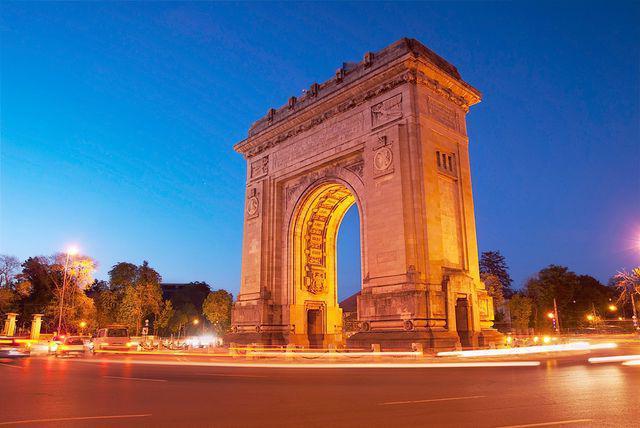 Достопримечательности: Бухарест. Что посмотреть?