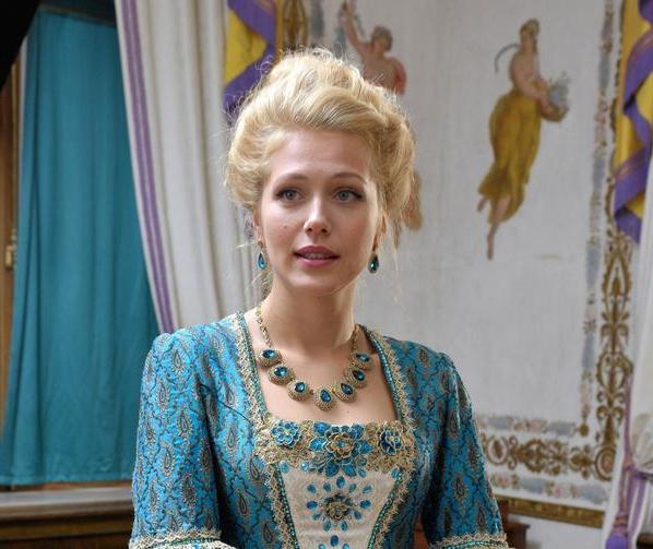 Карина Андоленко: фильмография актрисы