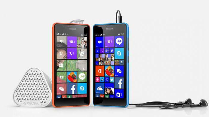 Смартфон Lumia 540: характеристики, отзывы