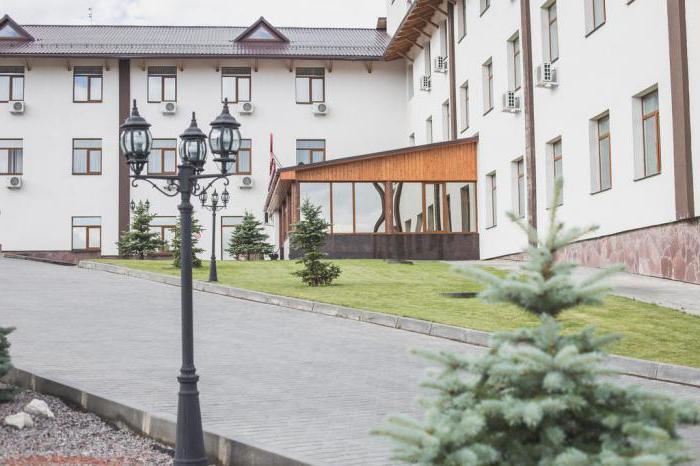 Парк отель  Вишневая Гора , Саратов: описание, услуги, отзывы