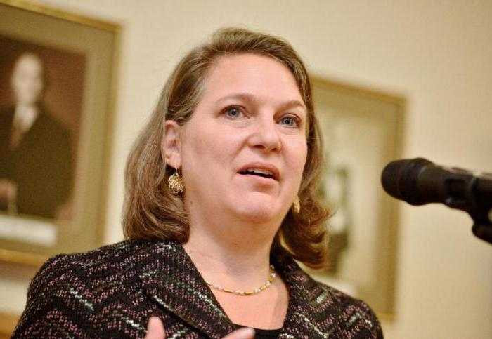 Виктория Нуланд: биография и фото помощника госсекретаря США
