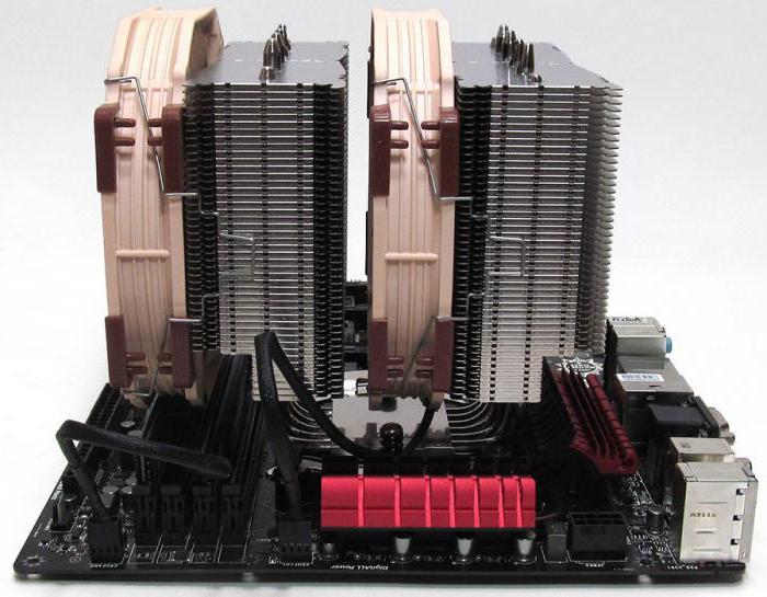 Процессорный кулер Noctua NH D15: обзор, тестирование, отзывы